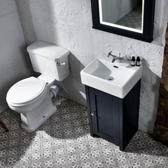 Tavistock Lansdown Cloakroom Vanity Unit with Basin
