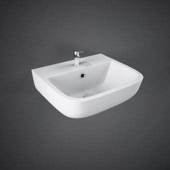 RAK Series 600 400mm Wall Hung Cloakroom Basin