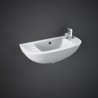 RAK Compact 450mm Cloakroom Wash Basin