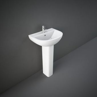 RAK Compact 450mm Wash Basin