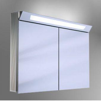 Schneider Capeline Illuminated Bathroom Mirror Cabinet