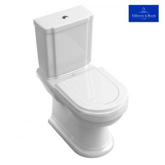 Villeroy & Boch Hommage Close Coupled Toilet Suite