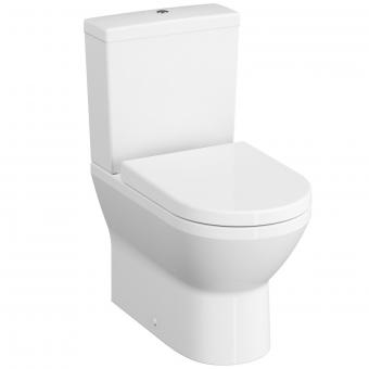 Vitra Integra Rimless Close Coupled Toilet Suite