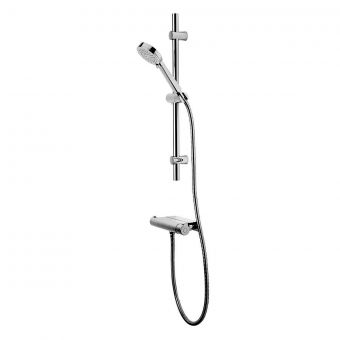 Tavistock Quantum Exposed Thermostatic Shower Valve with Multifunction Shower Handset