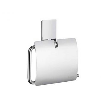 Smedbo Pool Toilet Roll Holder With Lid ZK3414
