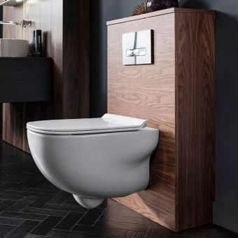 Crosswater Svelte Toilet Unit
