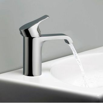 Tavistock Blaze Basin Mini Mixer with Click Waste