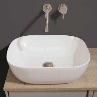 Crosswater Amalfi Countertop Wash Bowl - CT4432UCW