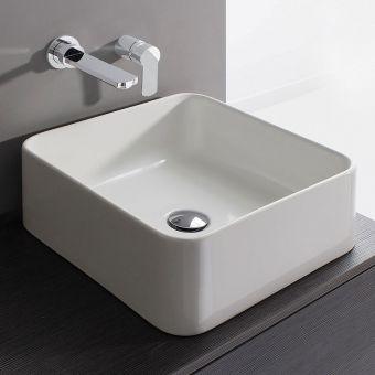 Crosswater Bold Countertop Wash Bowl - CT0886UCW