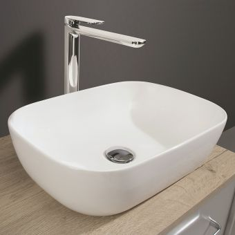 Crosswater Real Counter Countertop Wash Bowl - CT4072UCW