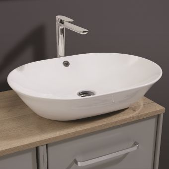 Crosswater Navarre Countertop Wash Bowl