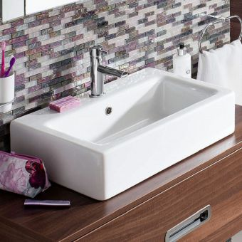 Crosswater Air 60 Basin