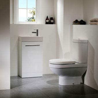 Tavistock Kobe 450mm Freestanding Vanity Set