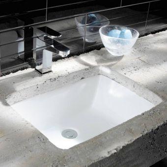 Crosswater Torino B Small Undermounted Basin - UM0051BSCW