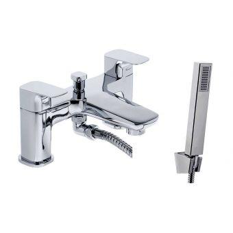 Tavistock Signal Bath Filler with Shower Handset - TGN42