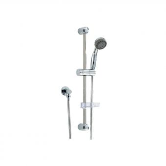 Phoenix Modern Slide Rail Shower Kit 7