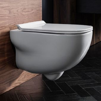 Crosswater Wild Rimless Wall Hung WC - WI6116CW
