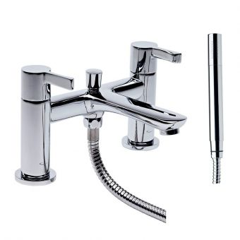 Tavistock Revive Bath Filler with Shower Handset