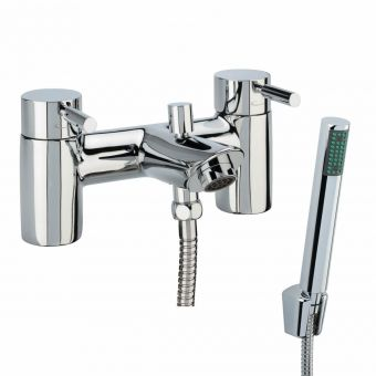 CHK Tavistock Kinetic Bath Filler with Shower Handset