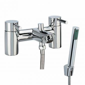 Tavistock Kinetic Bath Filler with Shower Handset - TKN42