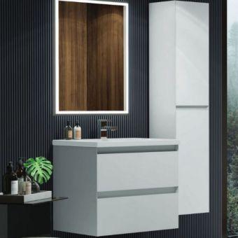 Saneux Uni Tall Bathroom Cupboard