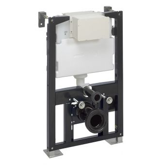 Crosswater 0.82m Wall Hung WC Frame