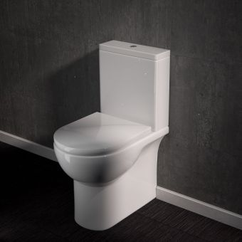 Saneux Austen Back to Wall Close-Coupled WC