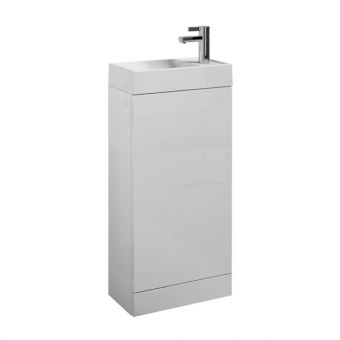 Saneux Quadro Floor Mounted Vanity Unit