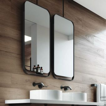 Saneux Volato Wall Mounted Mirror
