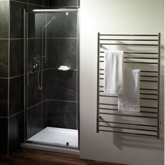 Saneux Wosh Pivot Door Shower Enclosure  **Legacy product**