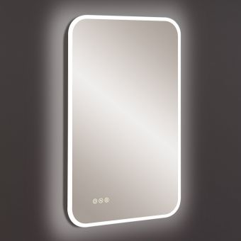 Crosswater Svelte 50cm LED Illuminated Mirror