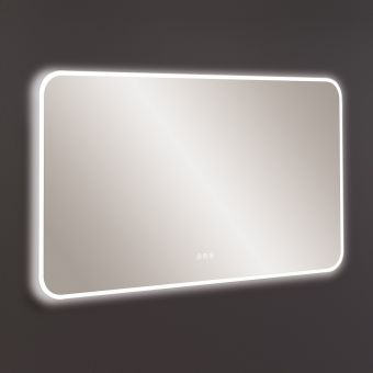 Crosswater Svelte 1.2m LED Illuminated Mirror - SE12070