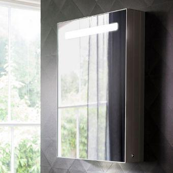 Crosswater Allure 500 Mirror Cabinet - AL5070AL