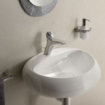 RAK Cloud Wall Hung Wash Basin