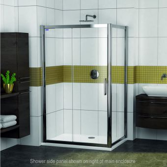 Showerlux Legacy Shower Side Panel
