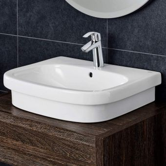 CHK Grohe Euro Ceramic Countertop Washbasin