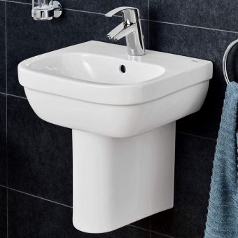 Grohe Euro Ceramic Cloakroom Washbasin 450