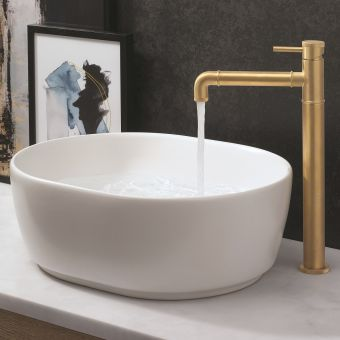 Crosswater Pearl Countertop Wash Bowl