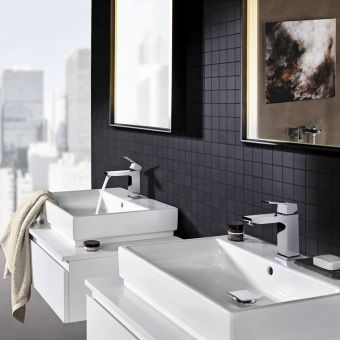 CHK Grohe Cube Ceramic Countertop Washbasin
