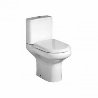RAK Compact Close Coupled Toilet