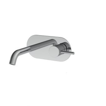 Saneux COS Wall Mounted Basin Mixer Tap