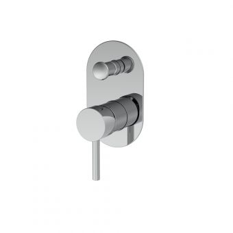 Saneux COS Concealed Manual Shower Valve including Diverter