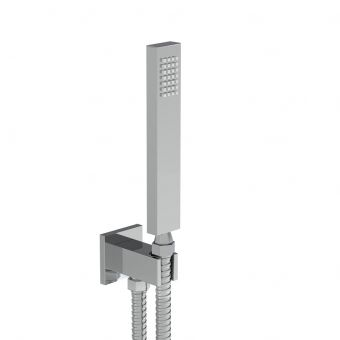 Saneux Tooga Shower Set with Square Slim Handset