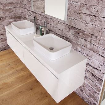 Saneux Podium 1500mm Countertop Vanity Unit