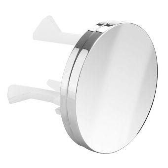 Crosswater MPRO Chrome Overflow Cover