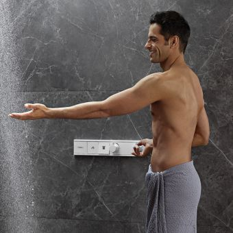 hansgrohe RainSelect 2 Outlet Shower Valve