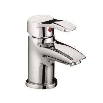 Bristan Capri Basin Mixer Tap with Eco-Click
