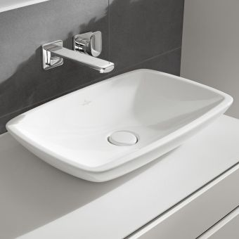 Villeroy and Boch Loop & Friends Rectangular Countertop Basin