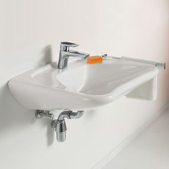 Villeroy and Boch O.Novo Vita Easy Access Curved Basin