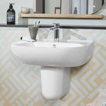 Villeroy and Boch O.Novo Bathroom Sink